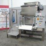 Sfogliatrice automatica per pasta fresca CA500-2V