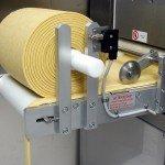 Maquina automática para laminado masa alimentar pasta fresca