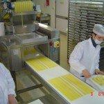 Plantas para la pasta fresca Tagliatelle Pappardelle Fettuccine