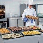Cocinas Hornos profesional para Restaurantes y Gastronomía