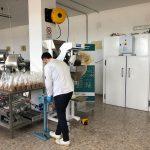 Producir pasta seca en explotaciones agrícolas kilómetro 0